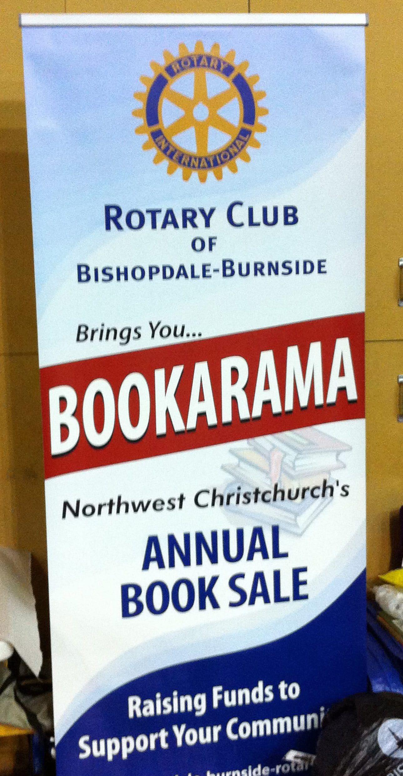 Bookarama Banner