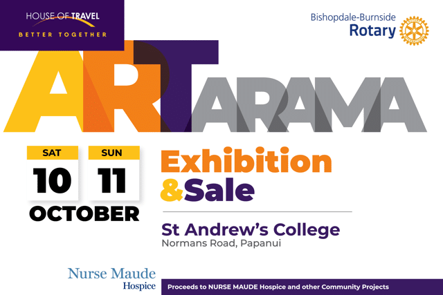 ARTarama 2020 Exhibition and Sale 10th and 11th October