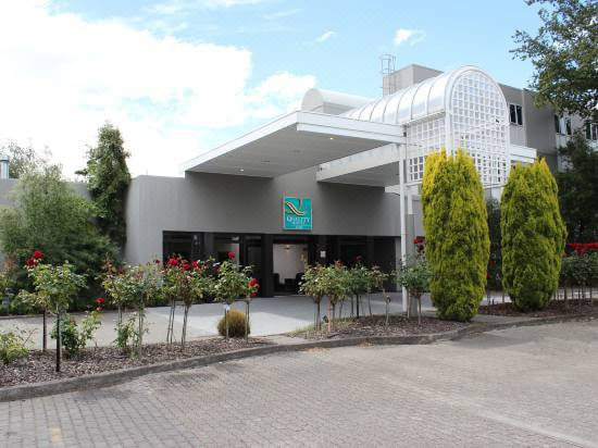Exterior Quality Hotels Elms Papanui