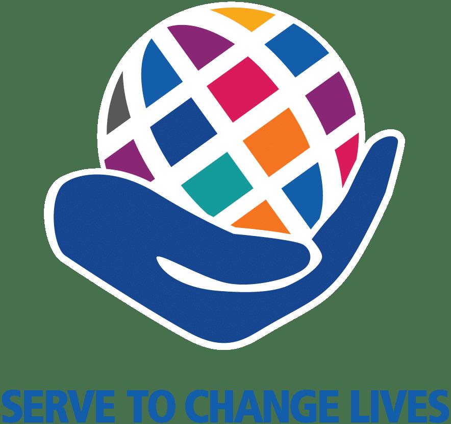 Rotary International Theme 2021-22 - Serve to Change Lives